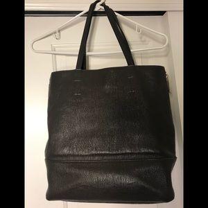 🔆 FURLA women's leather tote bag